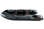 Лодка НДНД X-River AGENT 360 Серо-черная