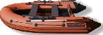 Лодка НДНД X-River GRACE 340 Красно-черная