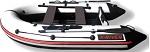 Лодка НДНД X-River GRACE 380 Бело-черная