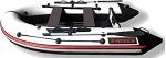 Лодка НДНД X-River GRACE 300 Бело-черная