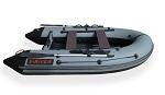 Лодка НДНД X-River GRACE 300 Серо-черная