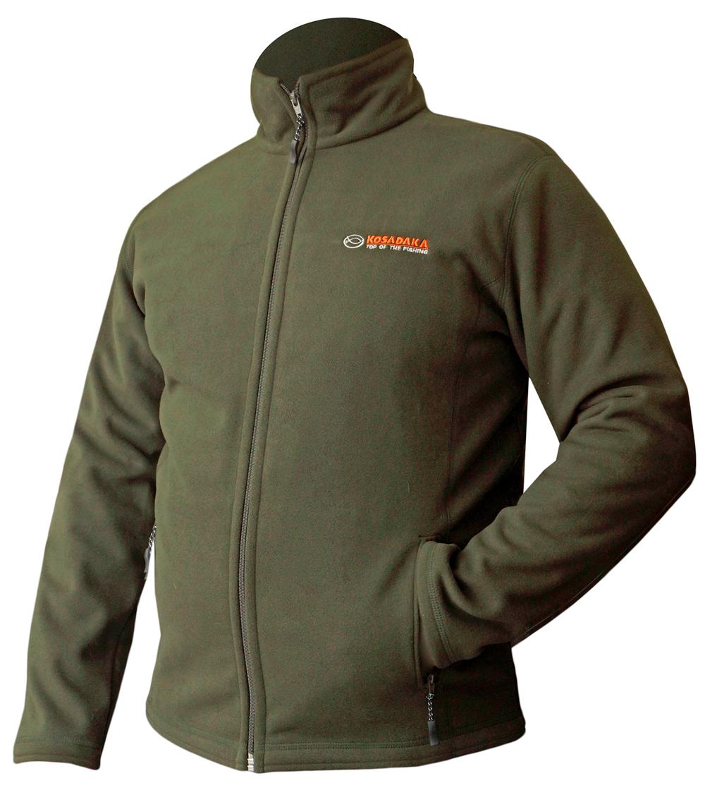 Куртка мембрана Kosadaka JFM04 хаки L (48-50)