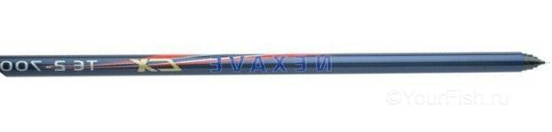 Телескопическое удилище Shimano NEXAVE CX TE 7-500