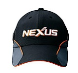 Кепка  NEXUS  CA-131K Цв. Чёрная р-р. KING (61 см)