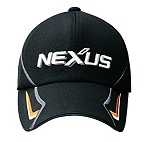 Кепка  NEXUS  CA-169K Цв. Чёрная р-р. FREE  (58,5 см)