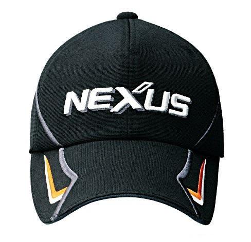 Кепка  NEXUS  CA-169K Цв. Чёрная р-р. KING (61 см)