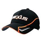 Кепка  NEXUS  CA-169K Цв. Оранжевая р-р. FREE  (58,5 см)