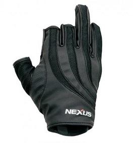 Перчатки  NEXUS  GL-124J Цв. Чёрный р-р. L