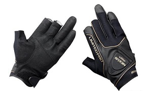Перчатки  Nexus Limited PRO GL-143 цв. черн. L