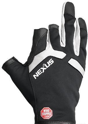 Перчатки  NEXUS Windstopper GL-113K Цв. Серебро р-р. M