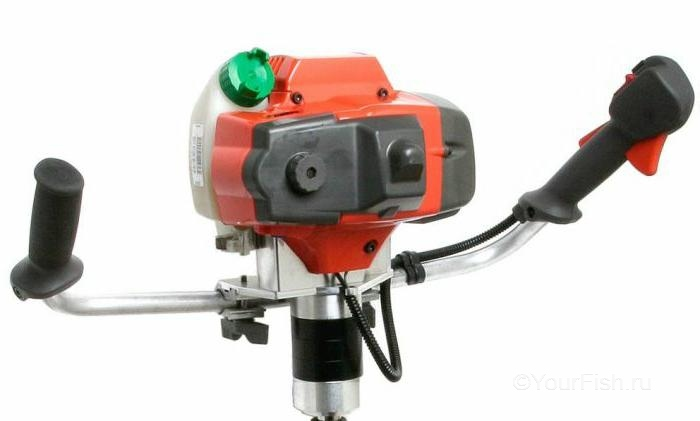 Мотоледобур Normark Power Ice Drill 159LEB (без шнека)