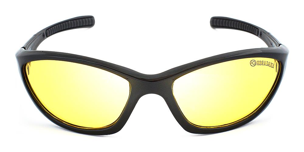 Очки поляризационные (желтые линзы) 81901Y (KOSADAKA)
