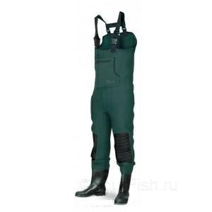Вейдерсы Rapala Pro Wear (Зеленый)