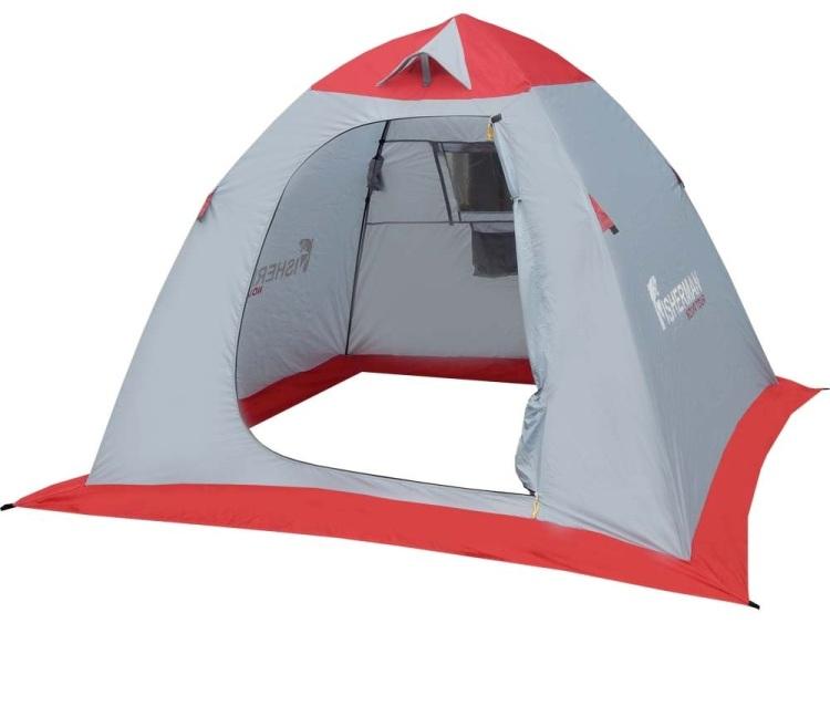 Палатка автомат для зимней рыбалки Нерпа 2 V2