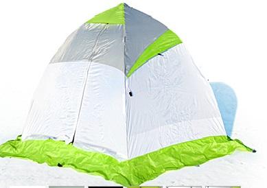 Палатка ЛОТОС 4 Full