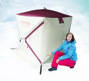 Палатка Снегирь 1