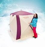 Палатка Снегирь 2