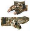 Перчатки-варежки Scorana Fire Wind Флис