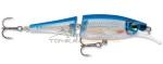 Воблер Rapala BX Jointed Minnow плавающий 1.8м-2.4м 9см 8гр цвет BLP