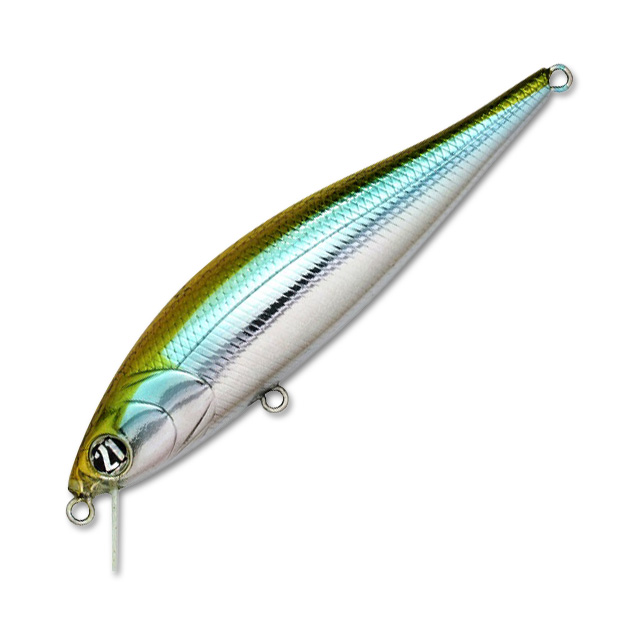 Воблер Pontoon 21 Bet-A-Minnow 78F-SR вес 7,4 г цвет 012 Wakasagi HM