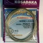 Поводковый материал Kosadaka 7001-27 1x7 4 м, 12,5 кг