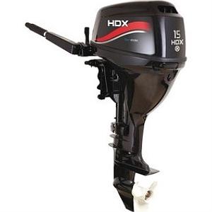 Лодочный мотор 4-х тактный HDX F 15 BMS