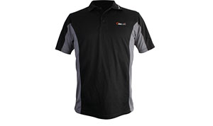 Футболка PROLOGIC с воротником Polo T-shirt L Black 45258