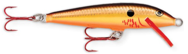 Воблер Rapala Floating Original цвет BCF 50 мм