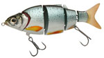 Воблер Izumi Shad Alive 5 section white fish 145 (FLOATING) №1