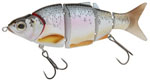Воблер Izumi Shad Alive 5 section white fish 105 (FLOATING) №2