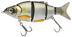 Воблер Izumi Shad Alive 5 section white fish 105 (FLOATING) №5