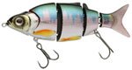 Воблер Izumi Shad Alive 5 section white fish 105 (FLOATING) №6