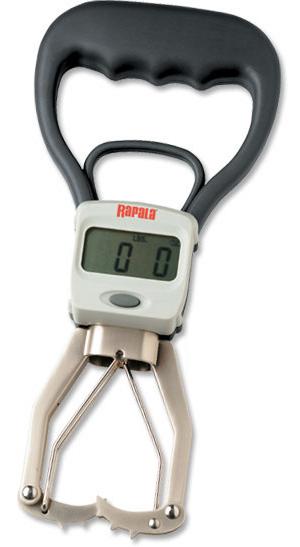 Захват Rapala с электронными весами