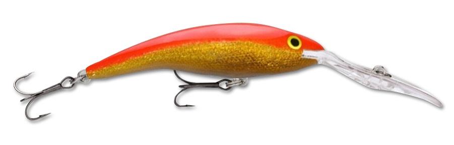Воблер Rapala Tail Dancer Deep TDD09  GFR плавающий до 6м, 9см  13гр