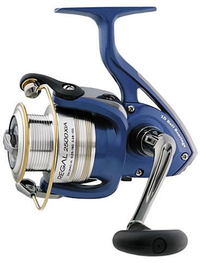 Катушка Daiwa Regal XiA 3000
