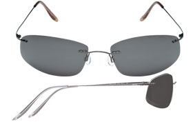 Очки Rapala Titanium RVG-056A-D