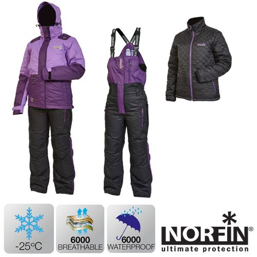Костюм зимний Norfin Women KVINNA 00 р.XS
