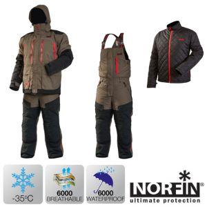Kостюм зимний Norfin EXTREME 4 04 р.XL