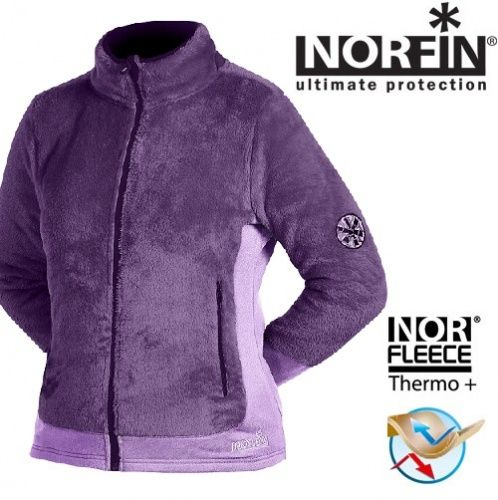Куртка флисовая Norfin Women MOONRISE VIOLET 00 р.XS