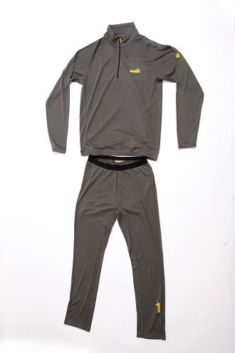 Термобельё Norfin WINTER LINE GRAY 04 р.XL