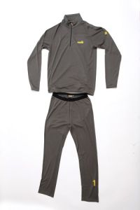 Термобельё Norfin WINTER LINE GRAY 06 р.XXXL