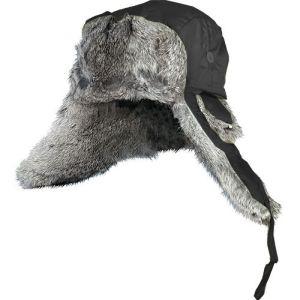 Шапка-ушанка Norfin ARDENT черная р.XL