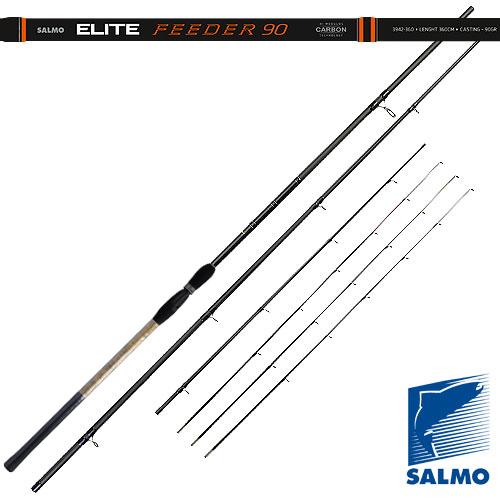Удилище фидерное Salmo Elite FEEDER (3947) 120 3.605