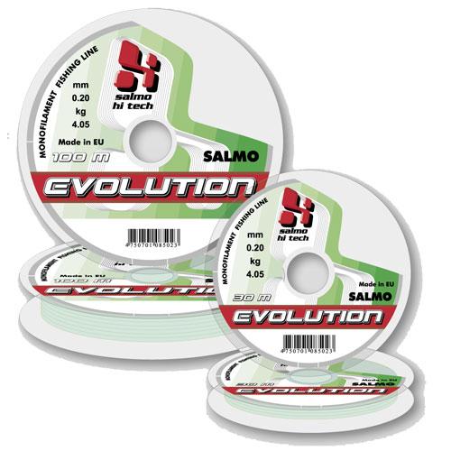 Леска монофильная Salmo Hi-Tech EVOLUTION 100/032