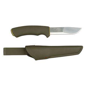 Нож универсальный в пластиковых ножнах MoraKNIV BUSHCRAFT FOREST