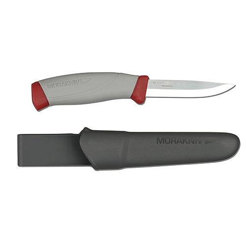 Нож универсальный в пластиковых ножнах MoraKNIV CRAFTLINE HIGH Q ALLROUND ст. углер.