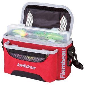 Ящик-сумка Flambeau 3501ST TACKLE SYSTEM KWIKDRAW