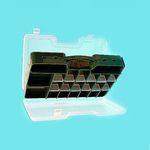 Коробка рыболовная двухсторонняя DOUBLE SIDED 290х200х62