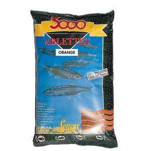 Прикормка Sensas 3000 ABBLETES Orange 1кг