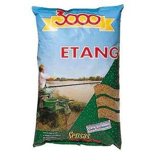 Прикормка Sensas 3000 ETANG 1кг
